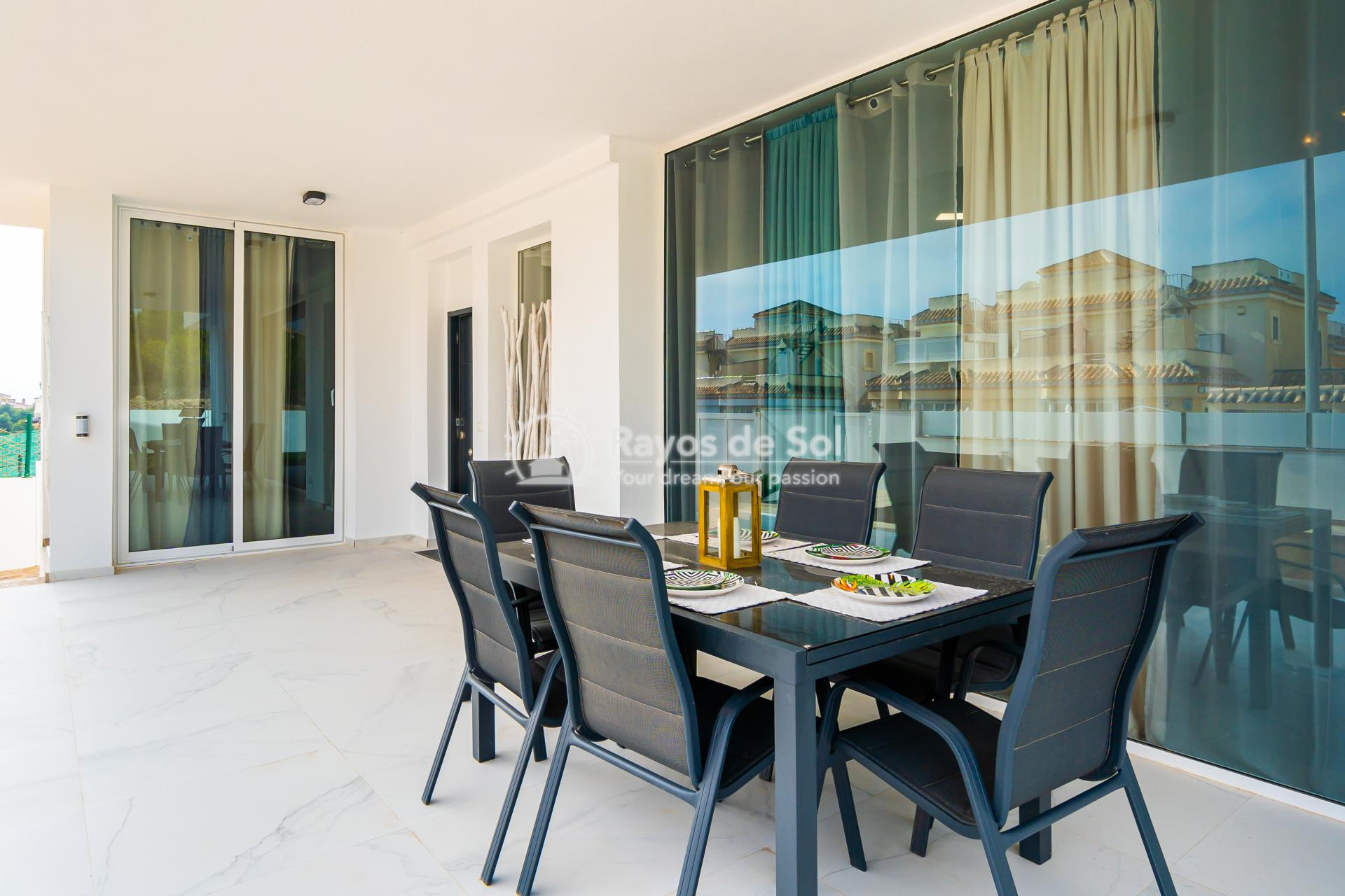 Detached villa  in Villamartin, Orihuela Costa, Costa Blanca (VIATAH3-3V) - 7