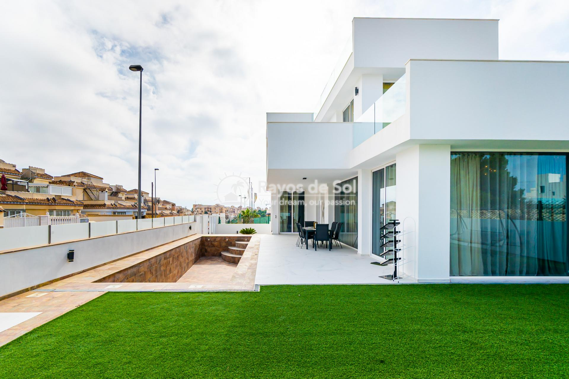 Detached villa  in Villamartin, Orihuela Costa, Costa Blanca (VIATAH3-3V) - 10