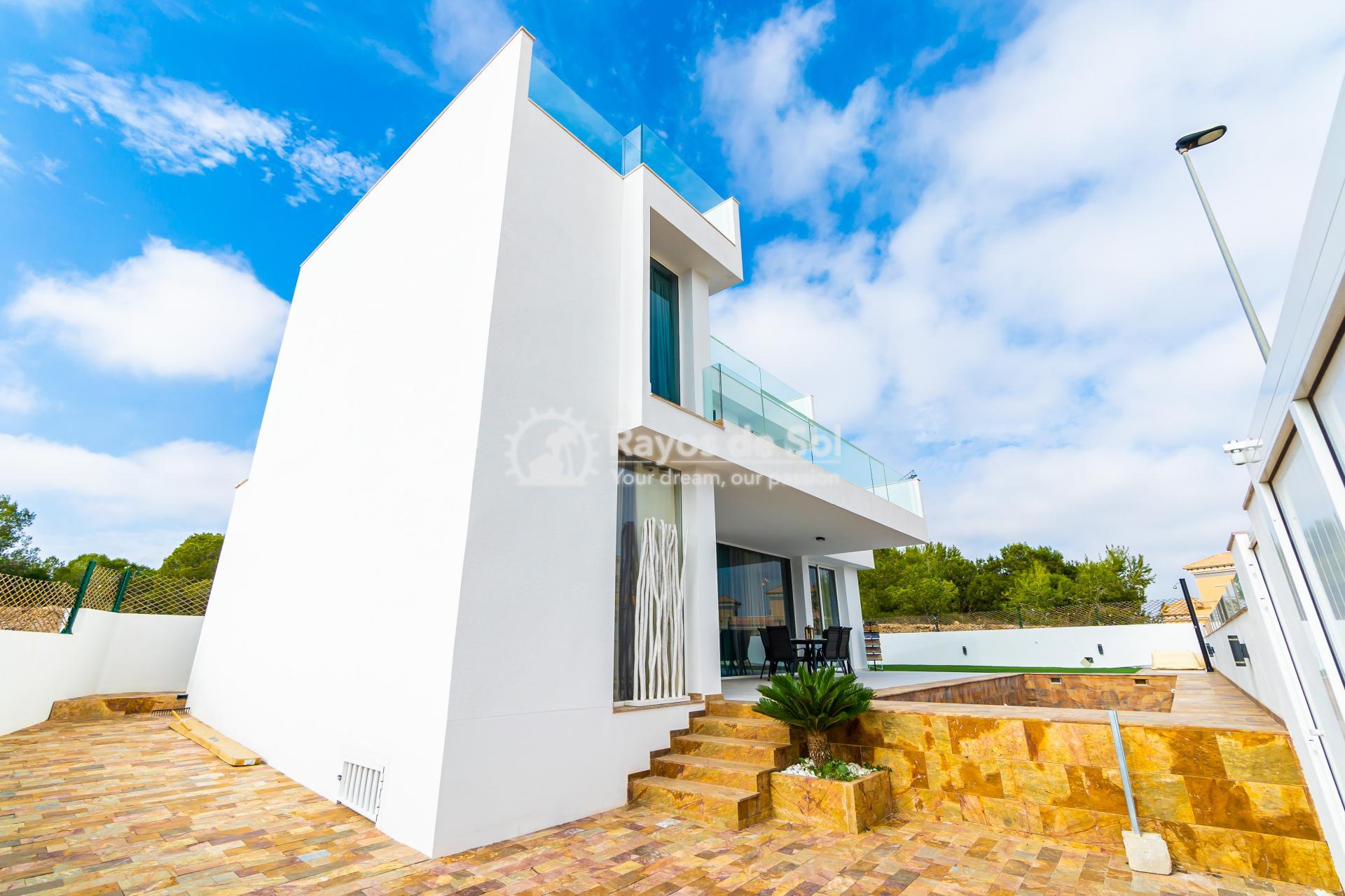 Detached villa  in Villamartin, Orihuela Costa, Costa Blanca (VIATAH3-3V) - 5