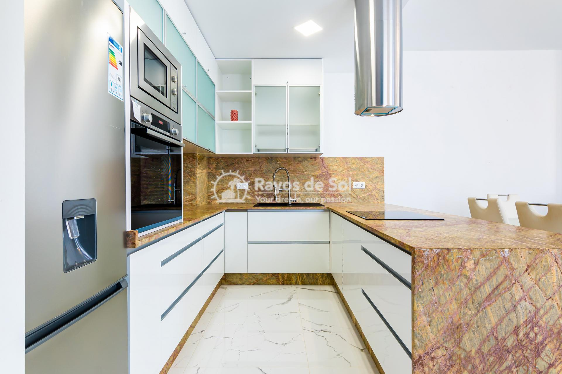 Detached villa  in Villamartin, Orihuela Costa, Costa Blanca (VIATAH3-3V) - 19