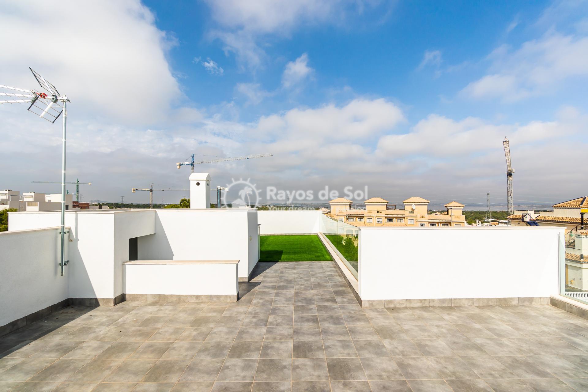 Detached villa  in Villamartin, Orihuela Costa, Costa Blanca (VIATAH3-3V) - 53