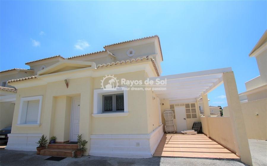Apartment  in Calpe, Costa Blanca North (3105) - 1