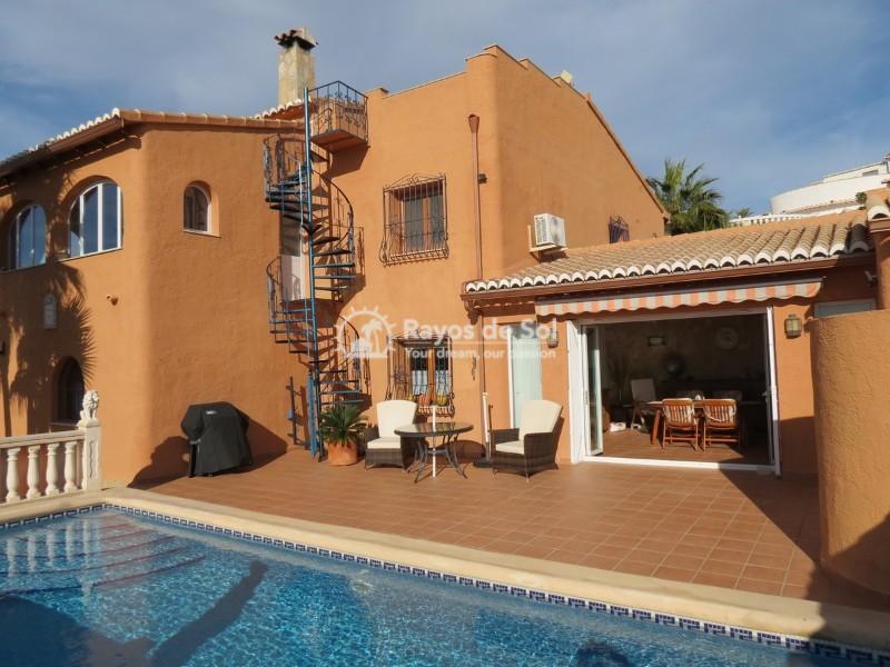 Villa  in Cumbre Del Sol, Costa Blanca (cbd1242x) - 3