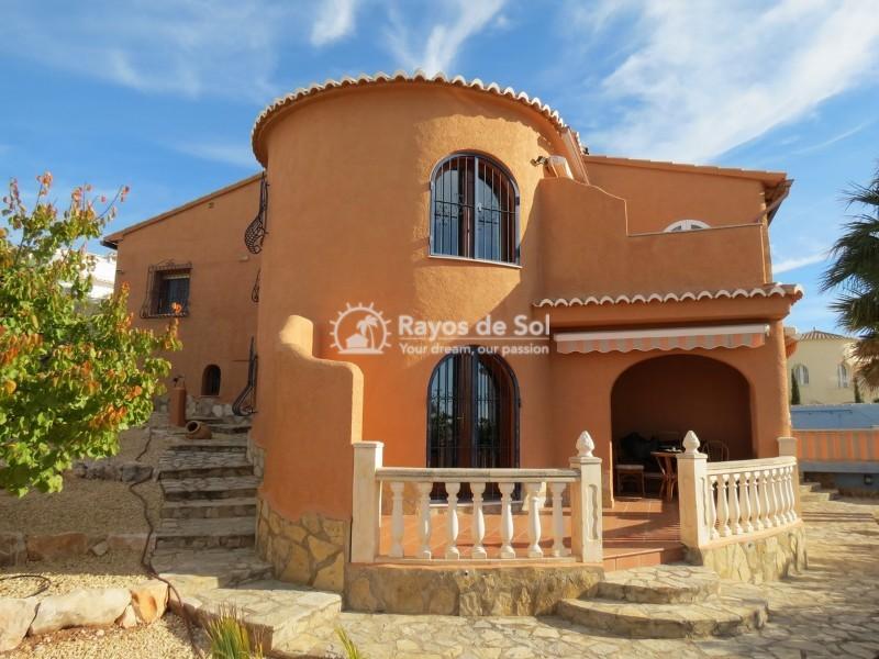 Villa  in Cumbre Del Sol, Costa Blanca (cbd1242x) - 4