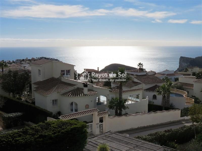 Villa  in Cumbre Del Sol, Costa Blanca (cbd1242x) - 31