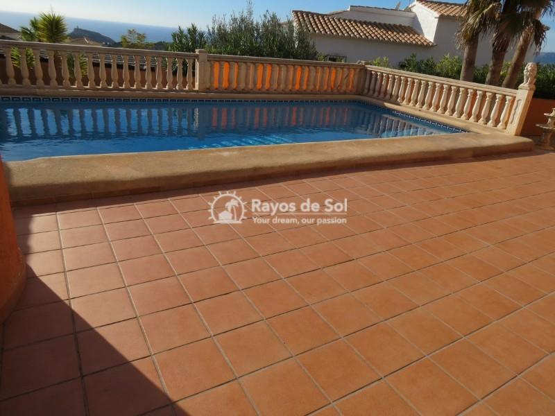 Villa  in Cumbre Del Sol, Costa Blanca (cbd1242x) - 32