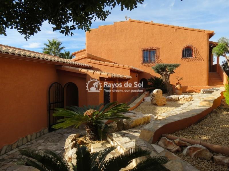 Villa  in Cumbre Del Sol, Costa Blanca (cbd1242x) - 33