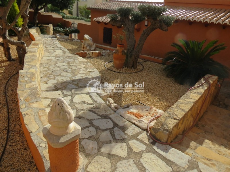 Villa  in Cumbre Del Sol, Costa Blanca (cbd1242x) - 36