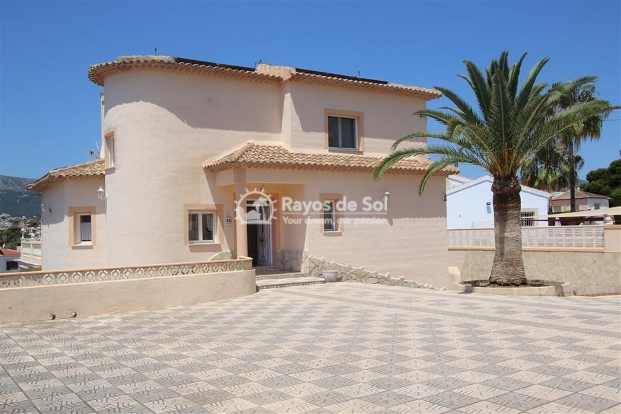 Villa  in Calpe, Costa Blanca North (3113) - 1