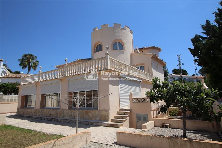 Villa  in Calpe, Costa Blanca North (3113) - 2