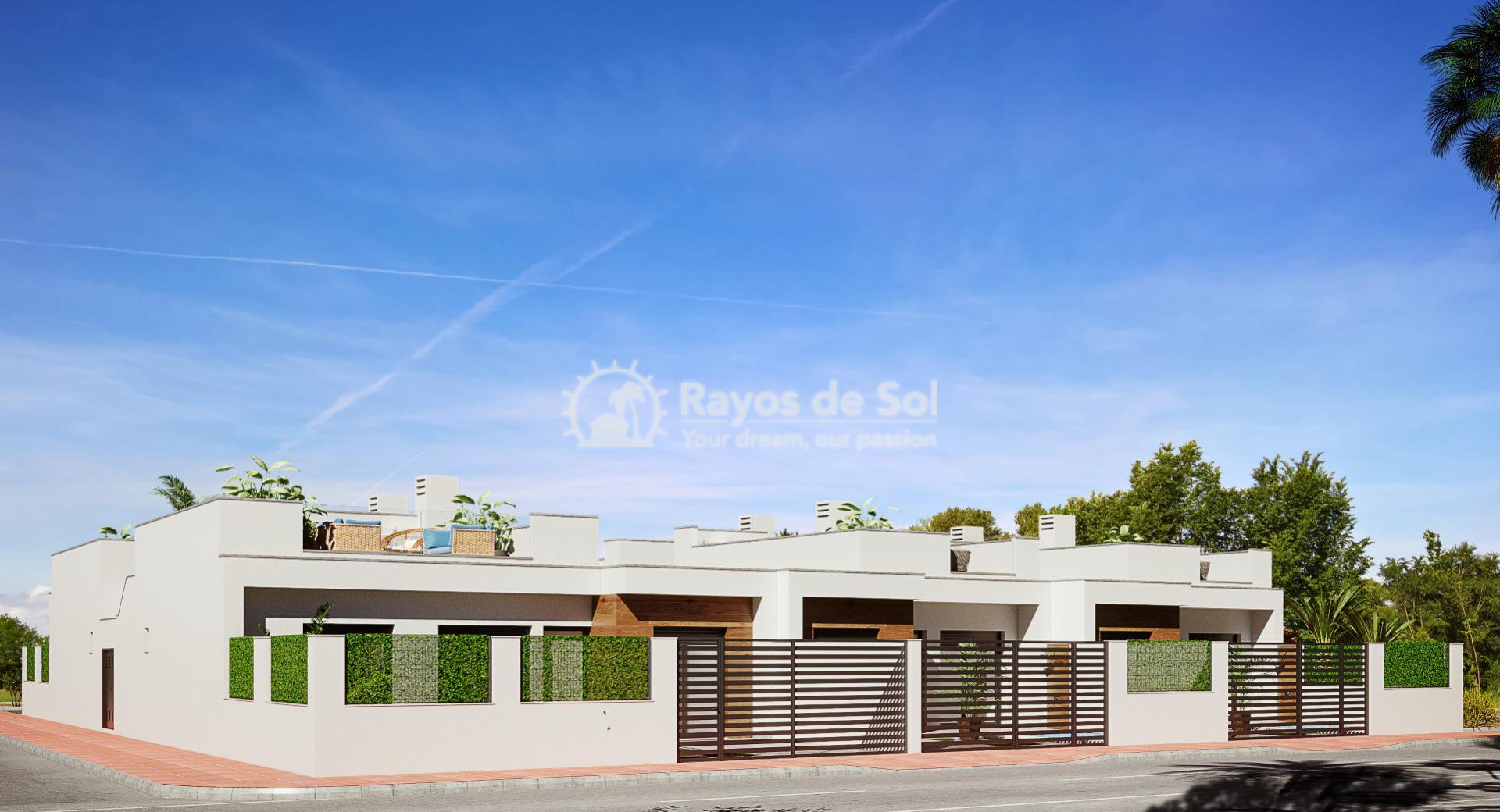 Semi-detached villa  in Dolores de Pacheco, Los Alcazares, Costa Cálida (DPPCVLP2-2) - 5