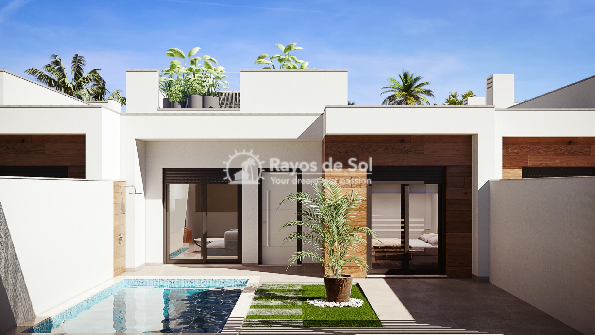 Semi-detached villa  in Dolores de Pacheco, Los Alcazares, Costa Cálida (DPPCVLP3-2) - 1
