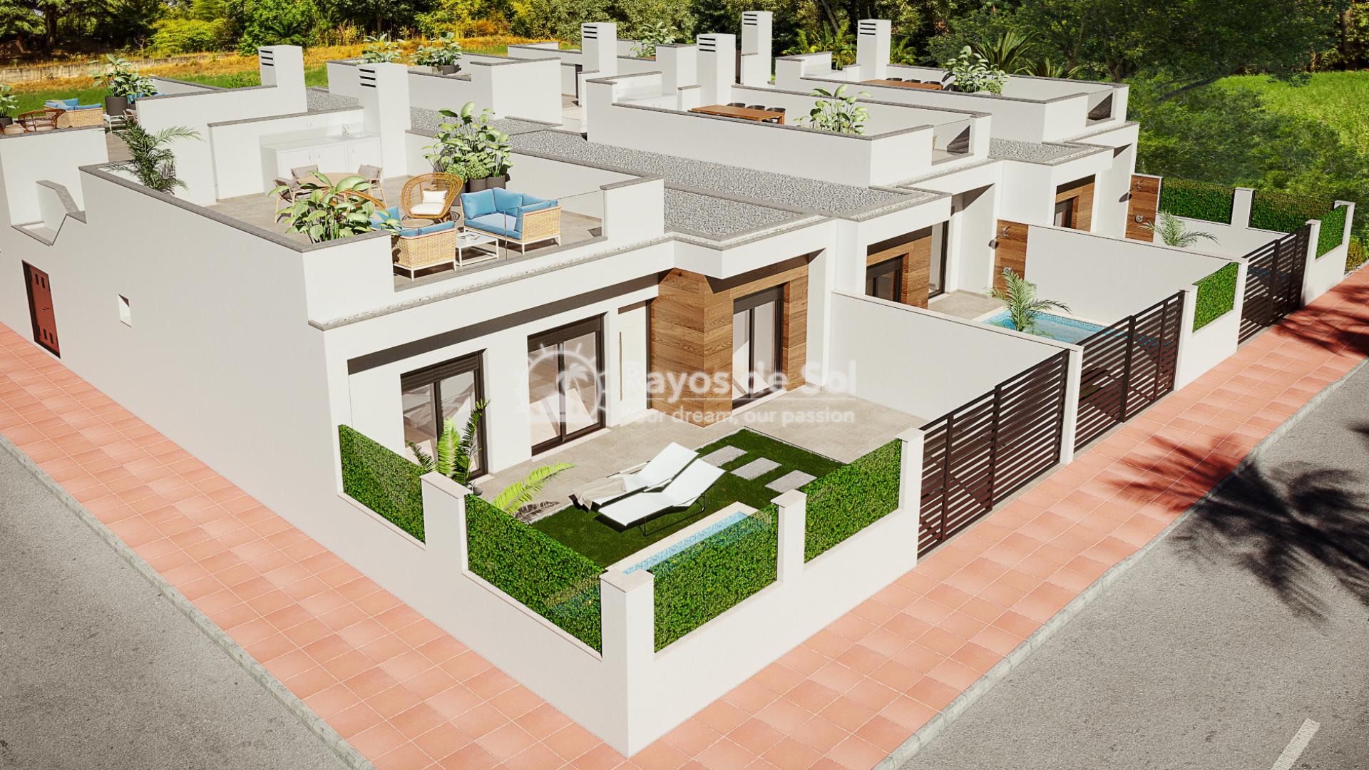 Semi-detached villa  in Dolores de Pacheco, Los Alcazares, Costa Cálida (DPPCVLP3-2) - 4