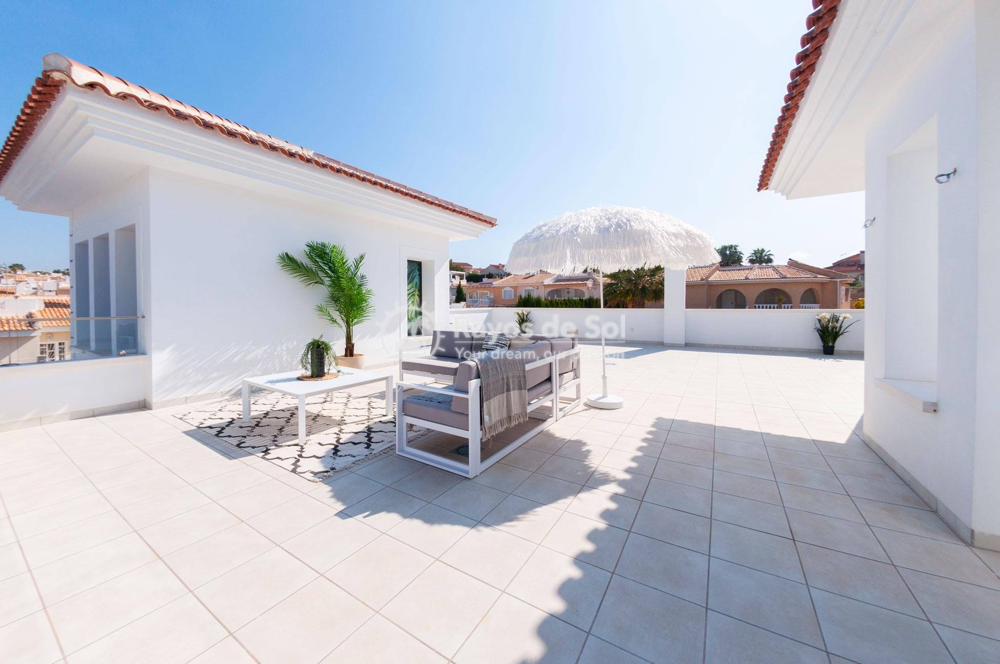 Turnkey newbuild villa  in Doña Pepa, Ciudad Quesada, Costa Blanca (QUEUVOL3-2) - 23