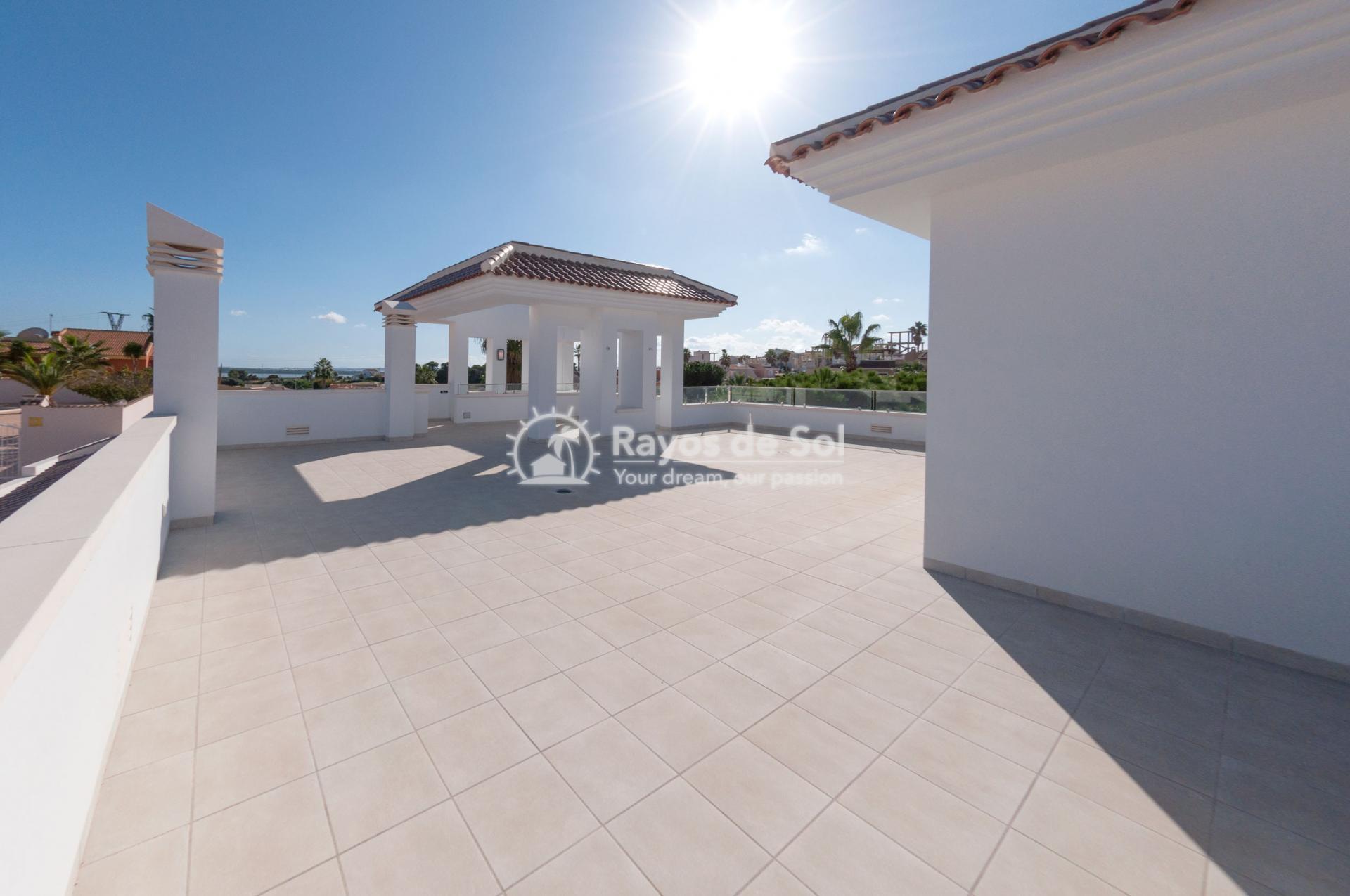 Turnkey newbuild villa  in Doña Pepa, Ciudad Quesada, Costa Blanca (QUEUVOL3-2) - 24