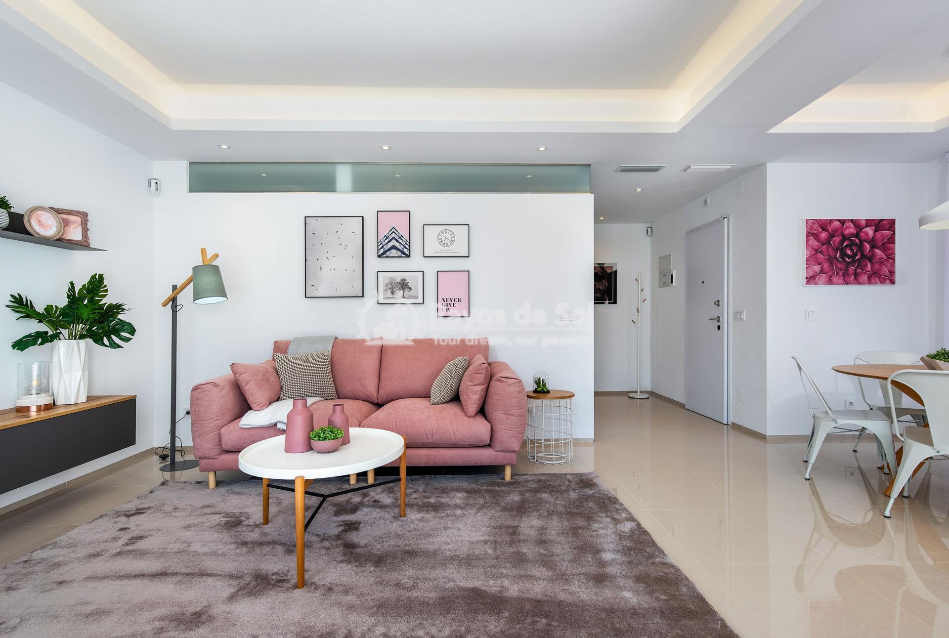 Ground floor apartment  in Doña Pepa, Ciudad Quesada, Costa Blanca (QUEUALOL2-2B) - 6