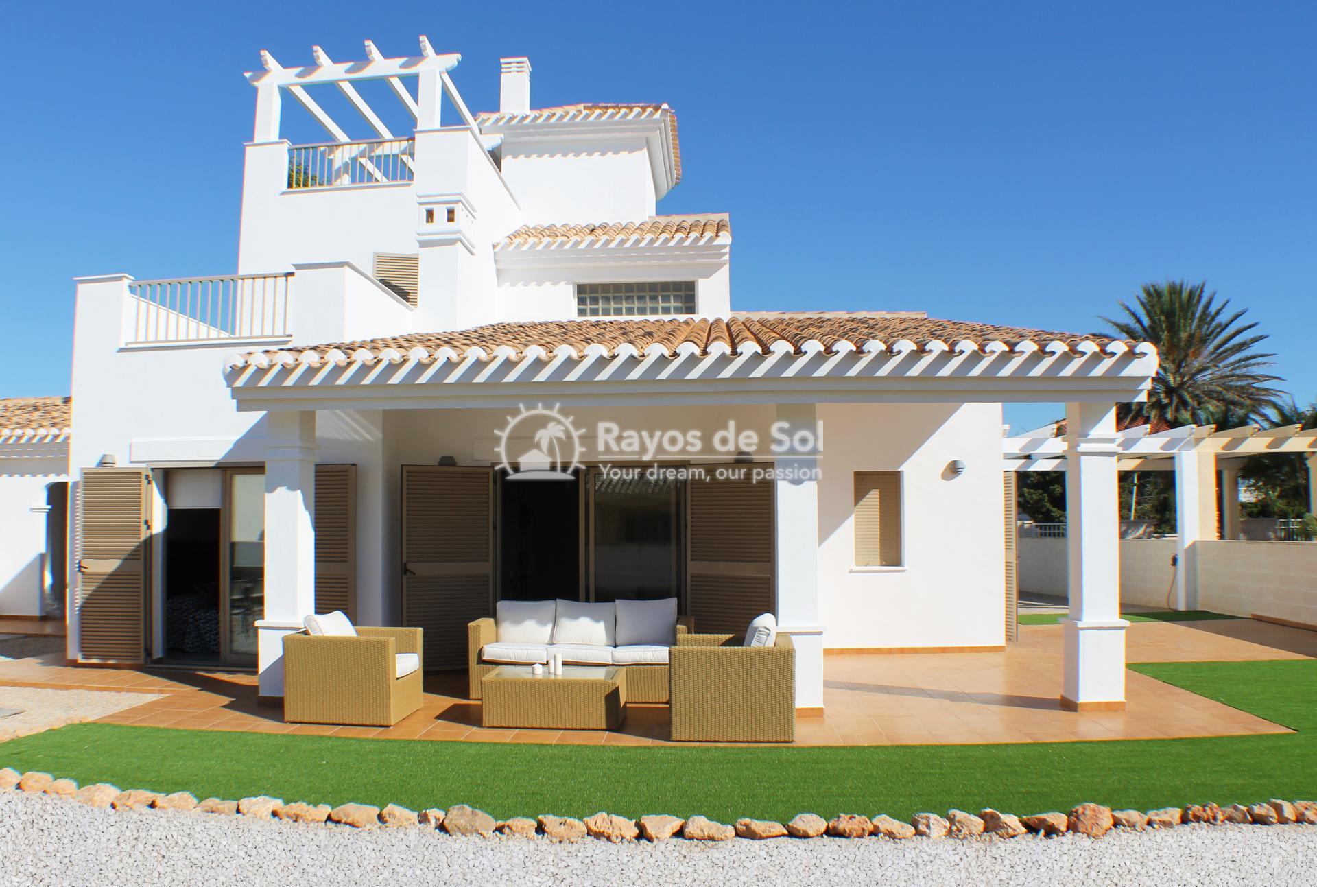 Detached villa  in La Manga del Mar Menor, Costa Cálida (LMPCVIV4-3) - 2