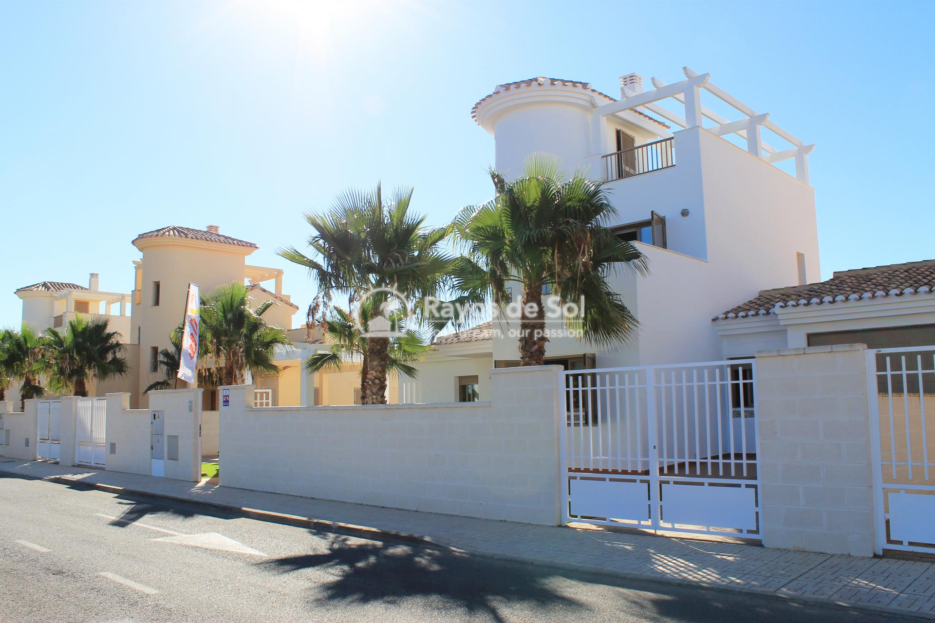 Detached villa  in La Manga del Mar Menor, Costa Cálida (LMPCVIV4-3) - 31