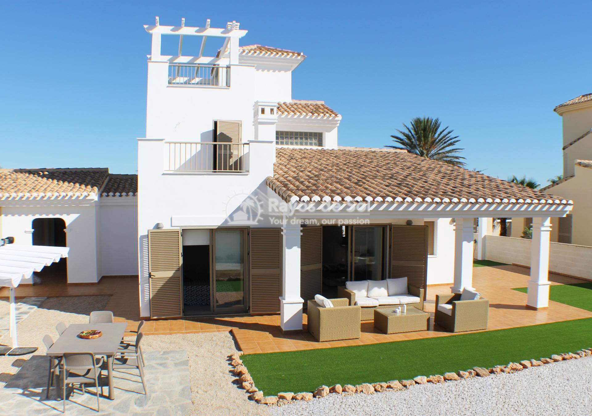 Detached villa  in La Manga del Mar Menor, Costa Cálida (LMPCVIV4-3) - 1