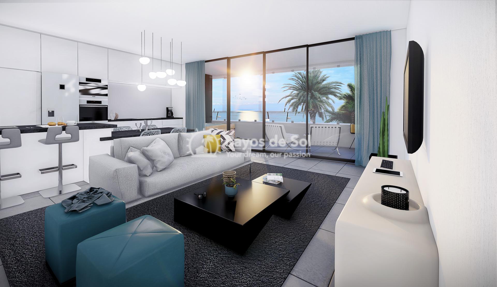 Apartment in Lo Pagán, Lo Pagan, Costa Cálida (LPGUELE3-2) - 3