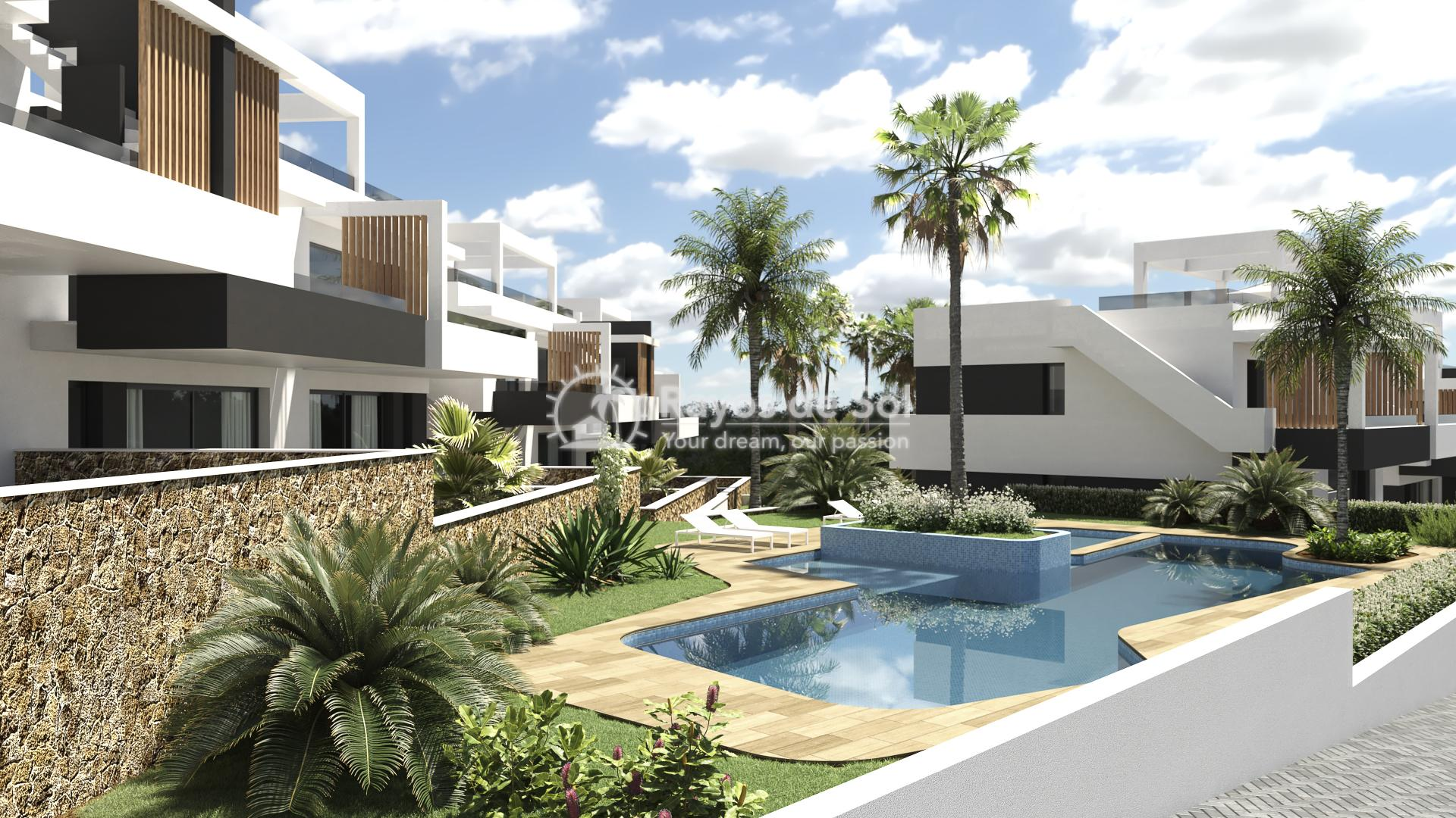 Apartment  in Villamartin, Orihuela Costa, Costa Blanca (VIDUEA72-2P) - 3