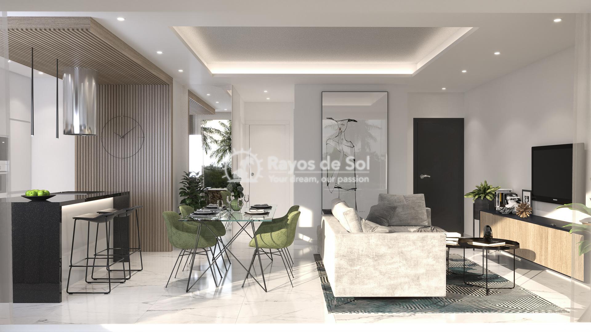 Apartment  in Villamartin, Orihuela Costa, Costa Blanca (VIDUEA73-2B) - 9