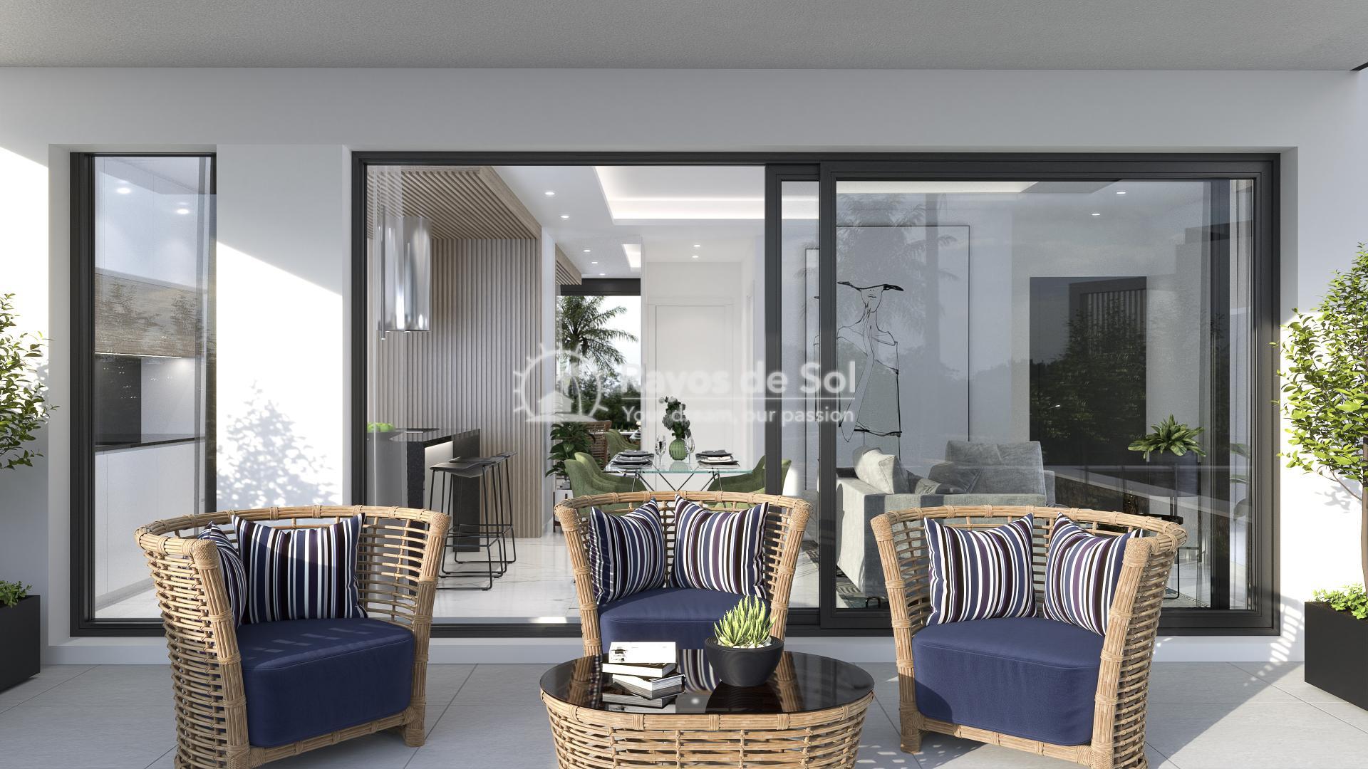 Apartment  in Villamartin, Orihuela Costa, Costa Blanca (VIDUEA73-2B) - 10