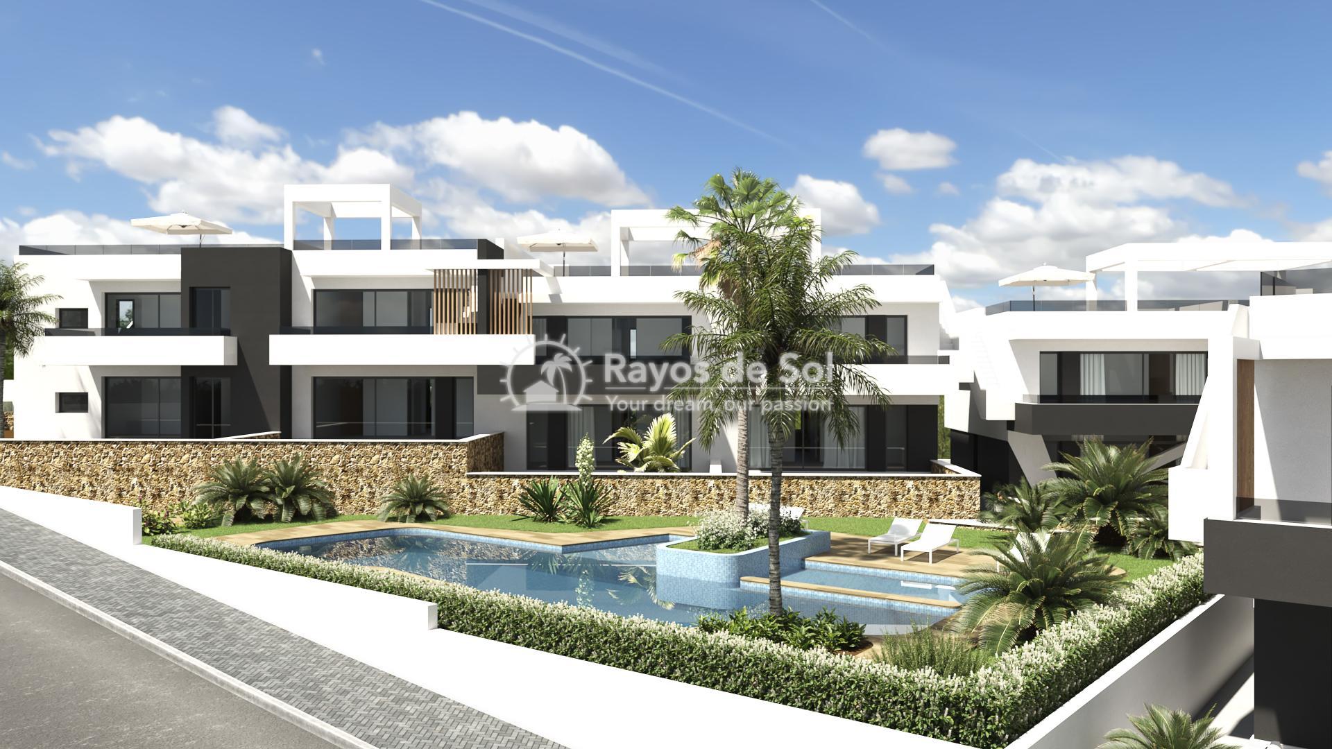 Apartment  in Villamartin, Orihuela Costa, Costa Blanca (VIDUEA73-2P) - 1