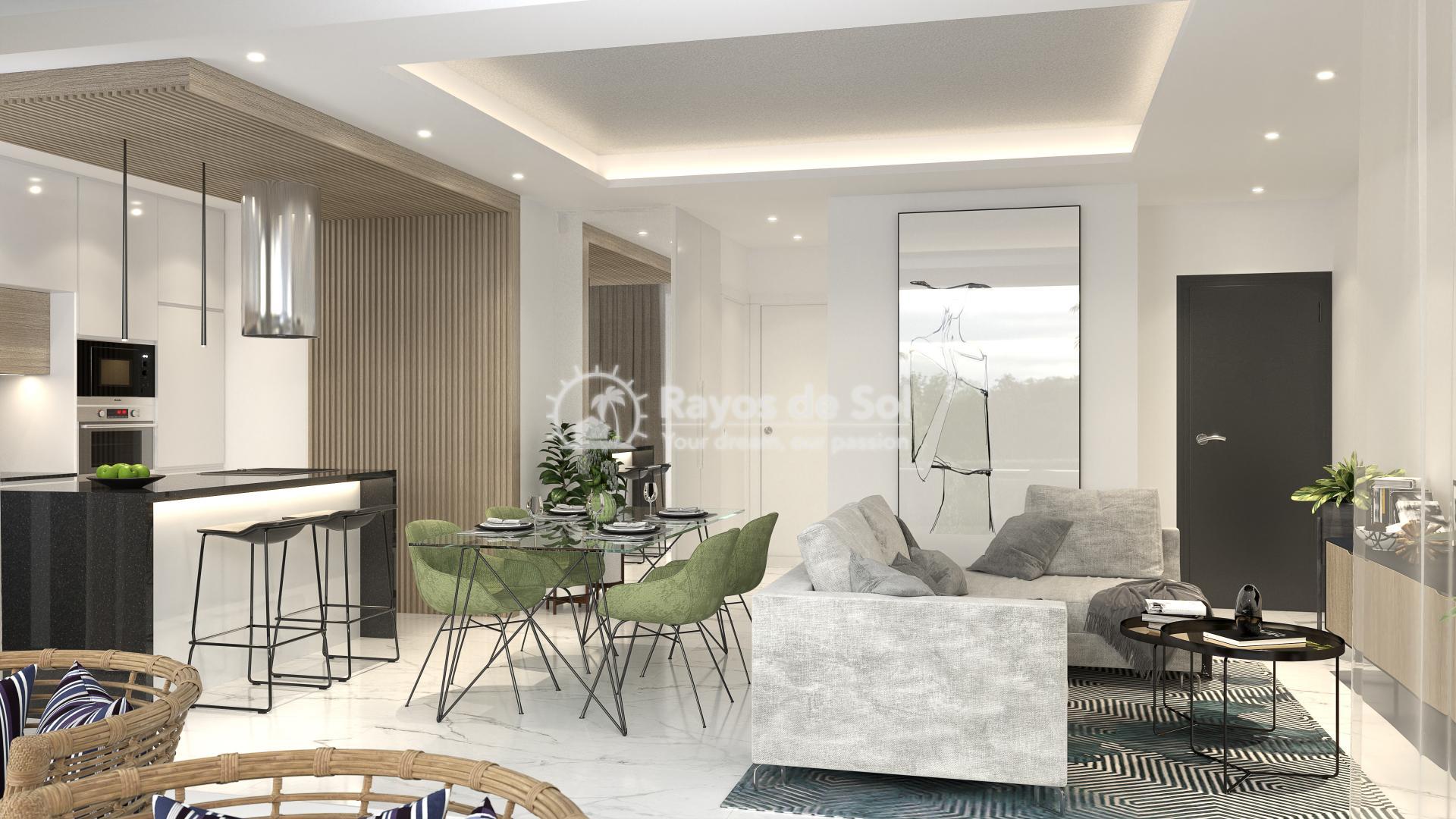 Apartment  in Villamartin, Orihuela Costa, Costa Blanca (VIDUEA73-2P) - 7
