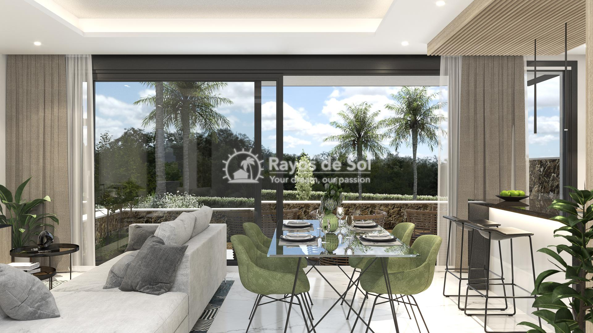 Apartment  in Villamartin, Orihuela Costa, Costa Blanca (VIDUEA73-2P) - 10