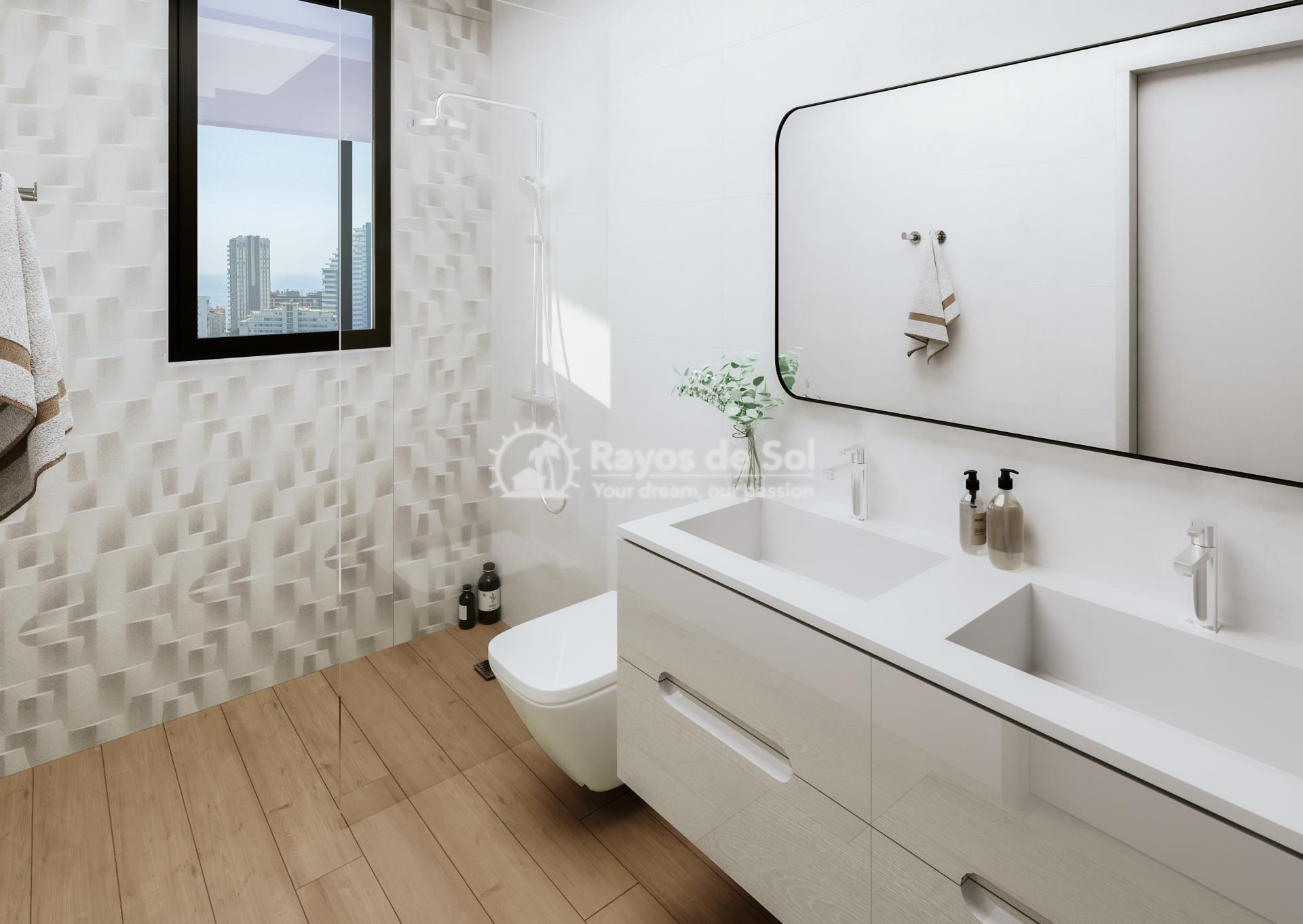 Apartment , Costa Blanca in Calpe, Costa Blanca North (CACASA3-2A) - 13