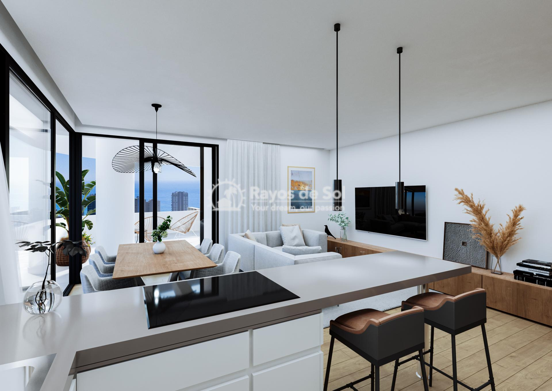 Apartment , Costa Blanca in Calpe, Costa Blanca North (CACASA3-2A) - 9