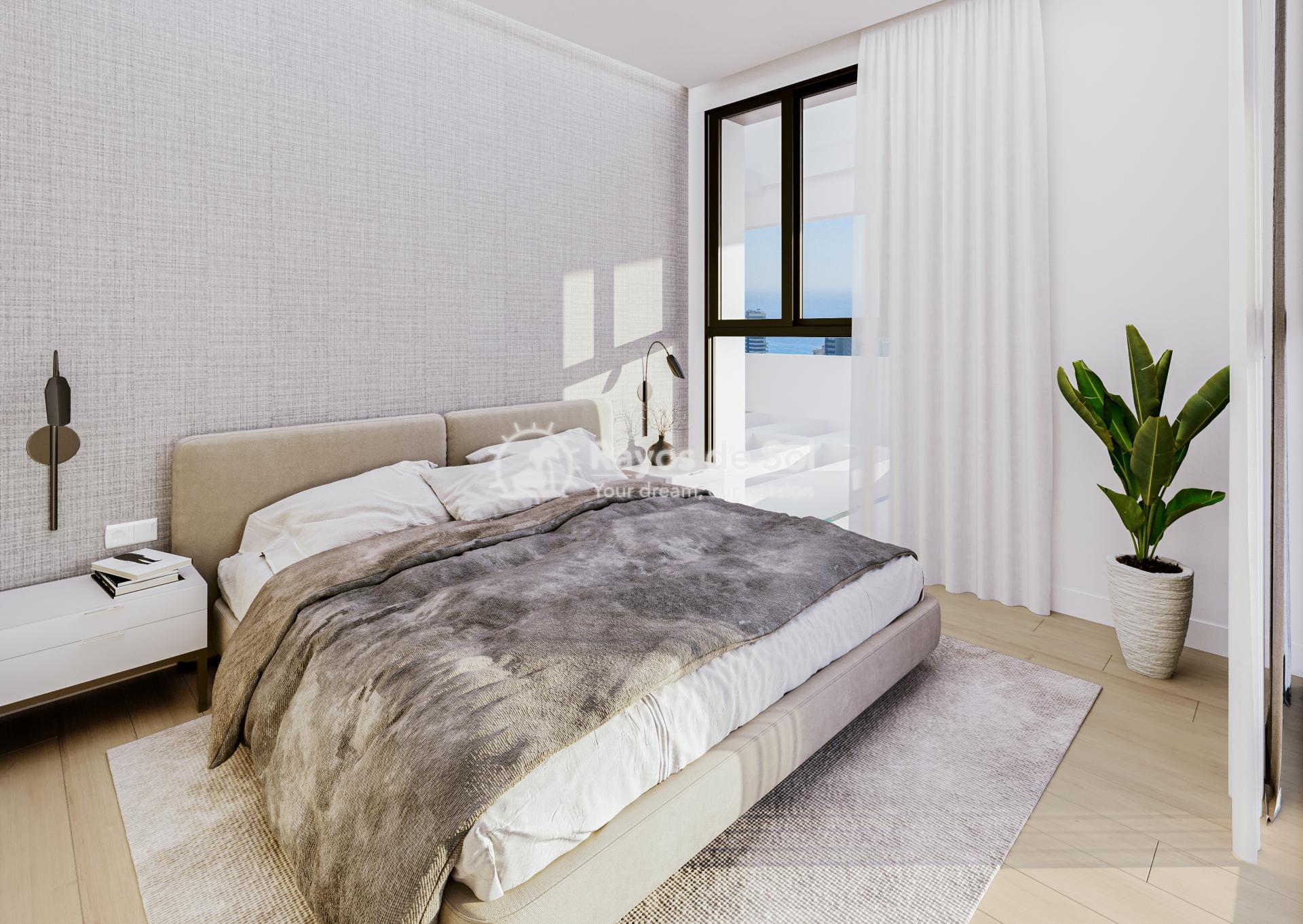 Apartment , Costa Blanca in Calpe, Costa Blanca North (CACASA3-2A) - 12