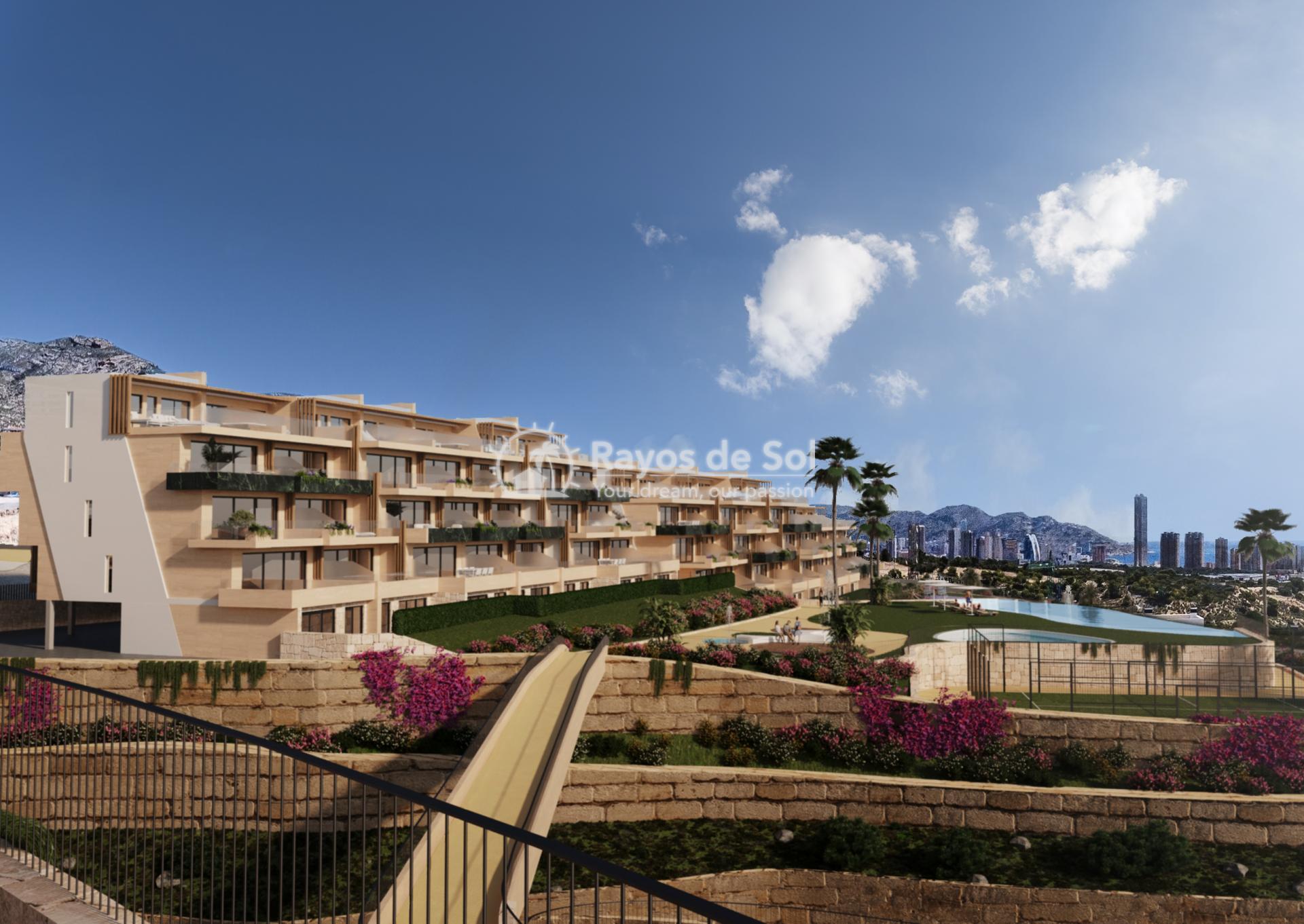Apartment  in Finestrat, Costa Blanca (FICASVD2-2A) - 2