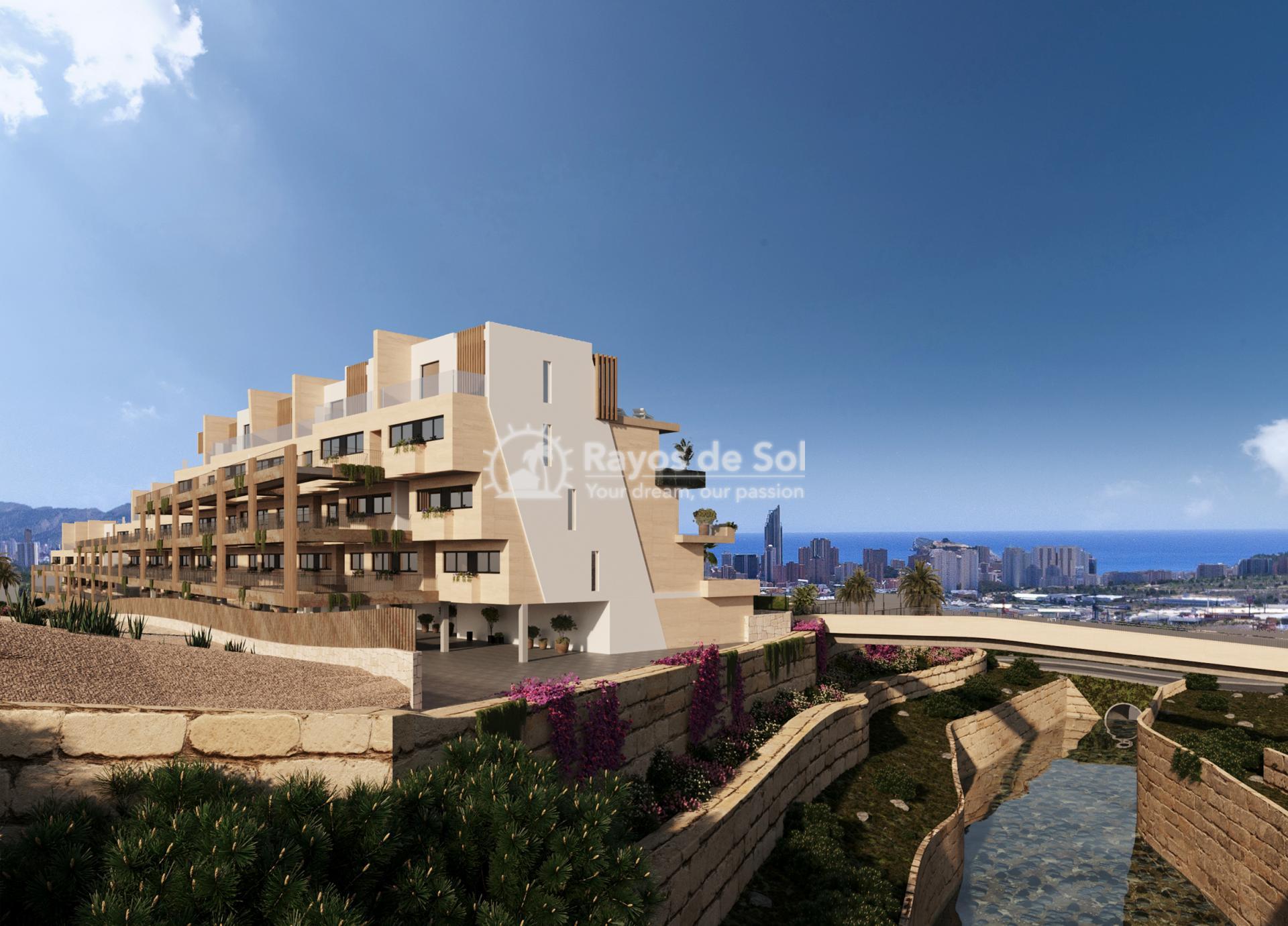 Apartment  in Finestrat, Costa Blanca (FICASVD2-2A) - 4