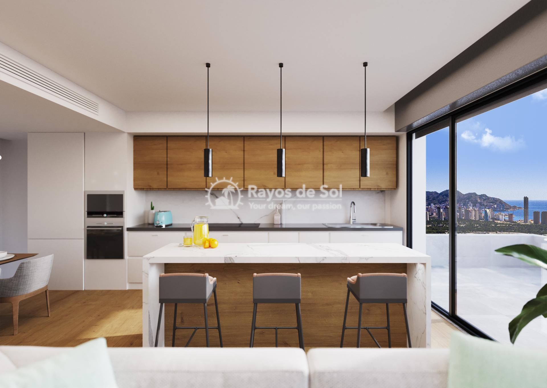 Apartment  in Finestrat, Costa Blanca (FICASVD2-2A) - 10