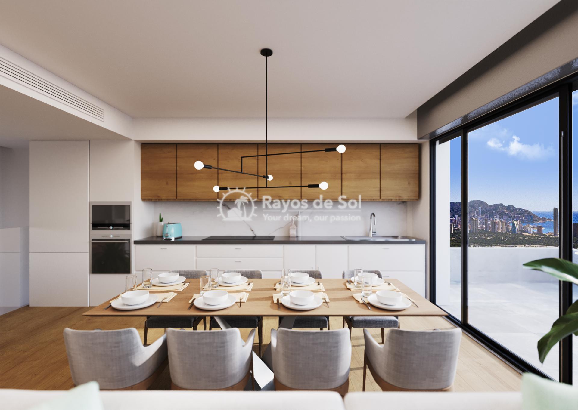 Apartment  in Finestrat, Costa Blanca (FICASVD2-2A) - 9