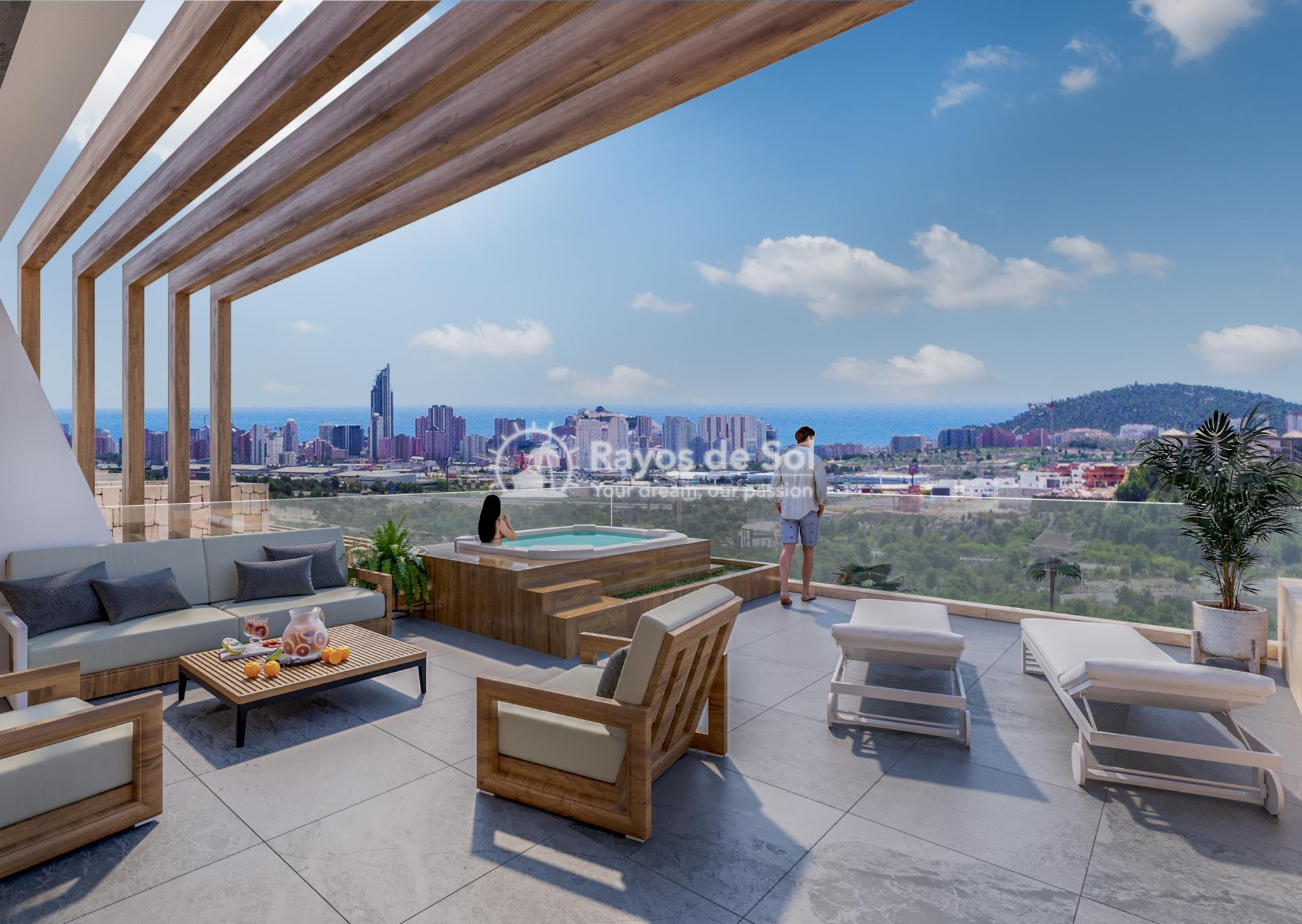 Apartment  in Finestrat, Costa Blanca (FICASVD2-2A) - 16