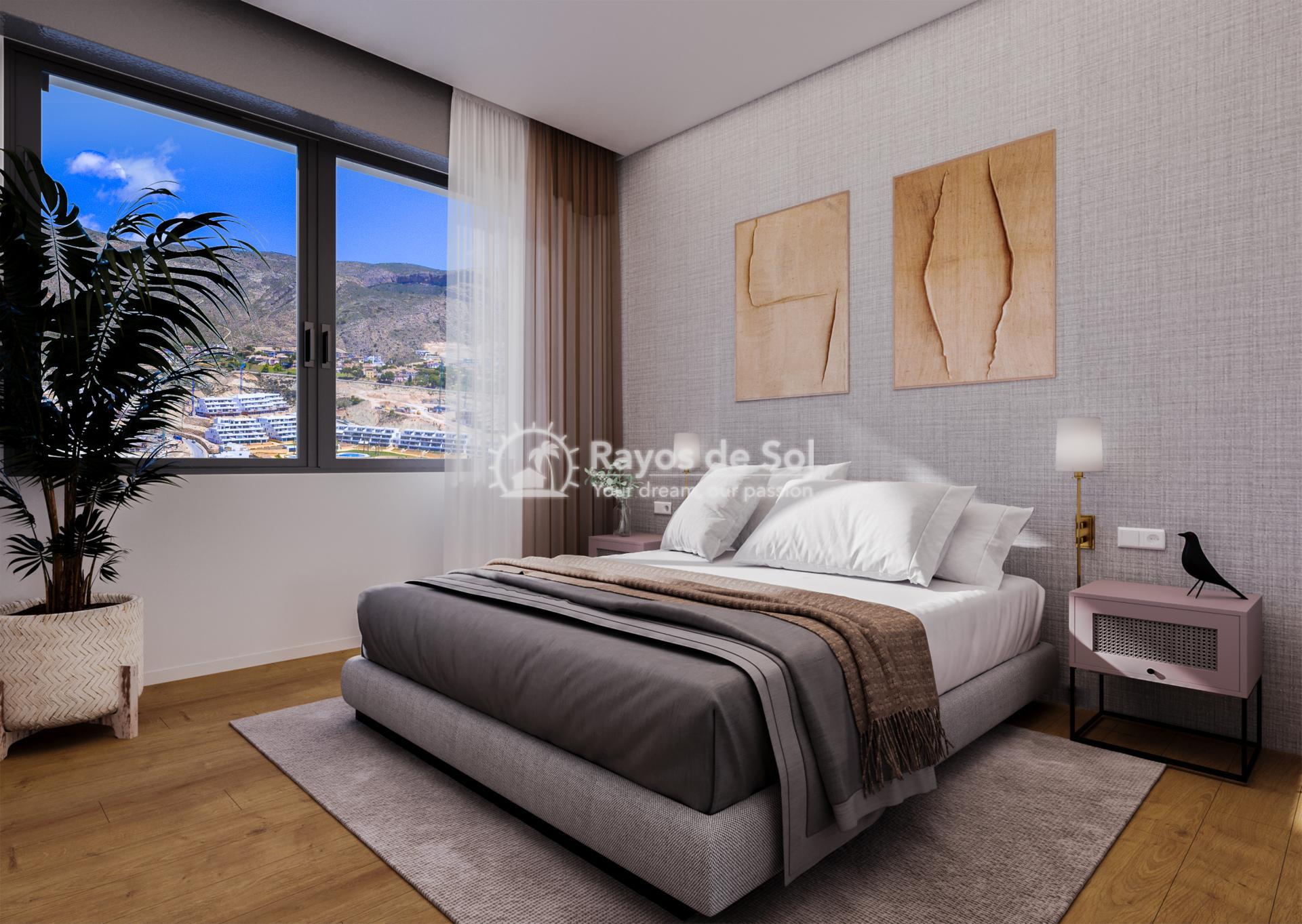 Apartment  in Finestrat, Costa Blanca (FICASVD2-2A) - 12
