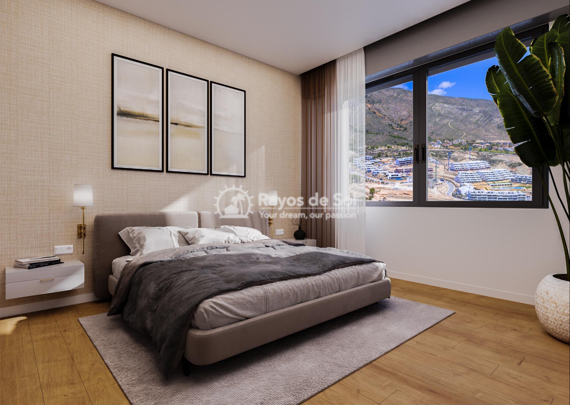 Apartment  in Finestrat, Costa Blanca (FICASVD2-2A) - 14