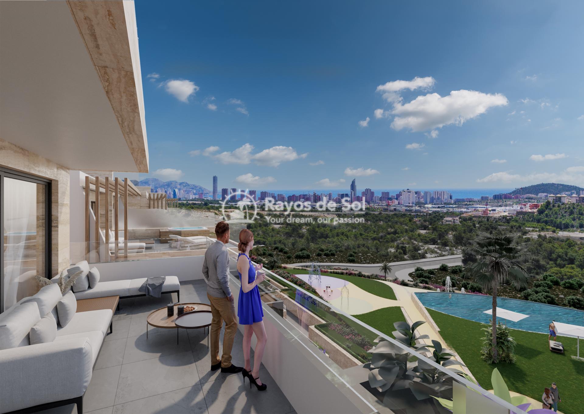 Apartment  in Finestrat, Costa Blanca (FICASVD2-2A) - 17
