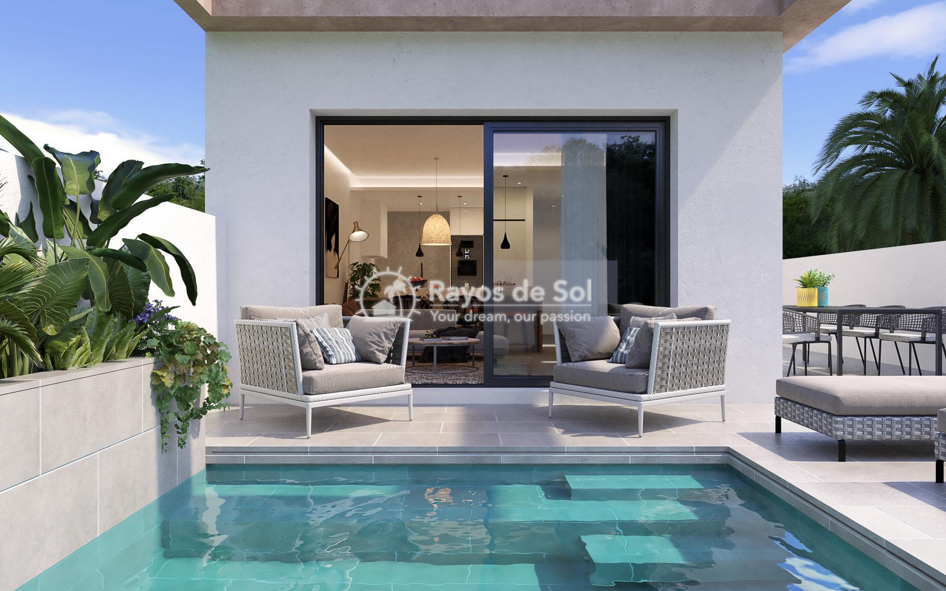 Semi-detached villa  in Dolores, Costa Blanca (DOSIALV3-2) - 3