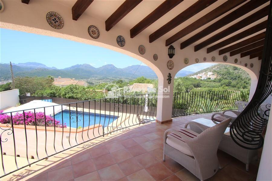Villa  in Jalon Valley, Costa Blanca (3115) - 2