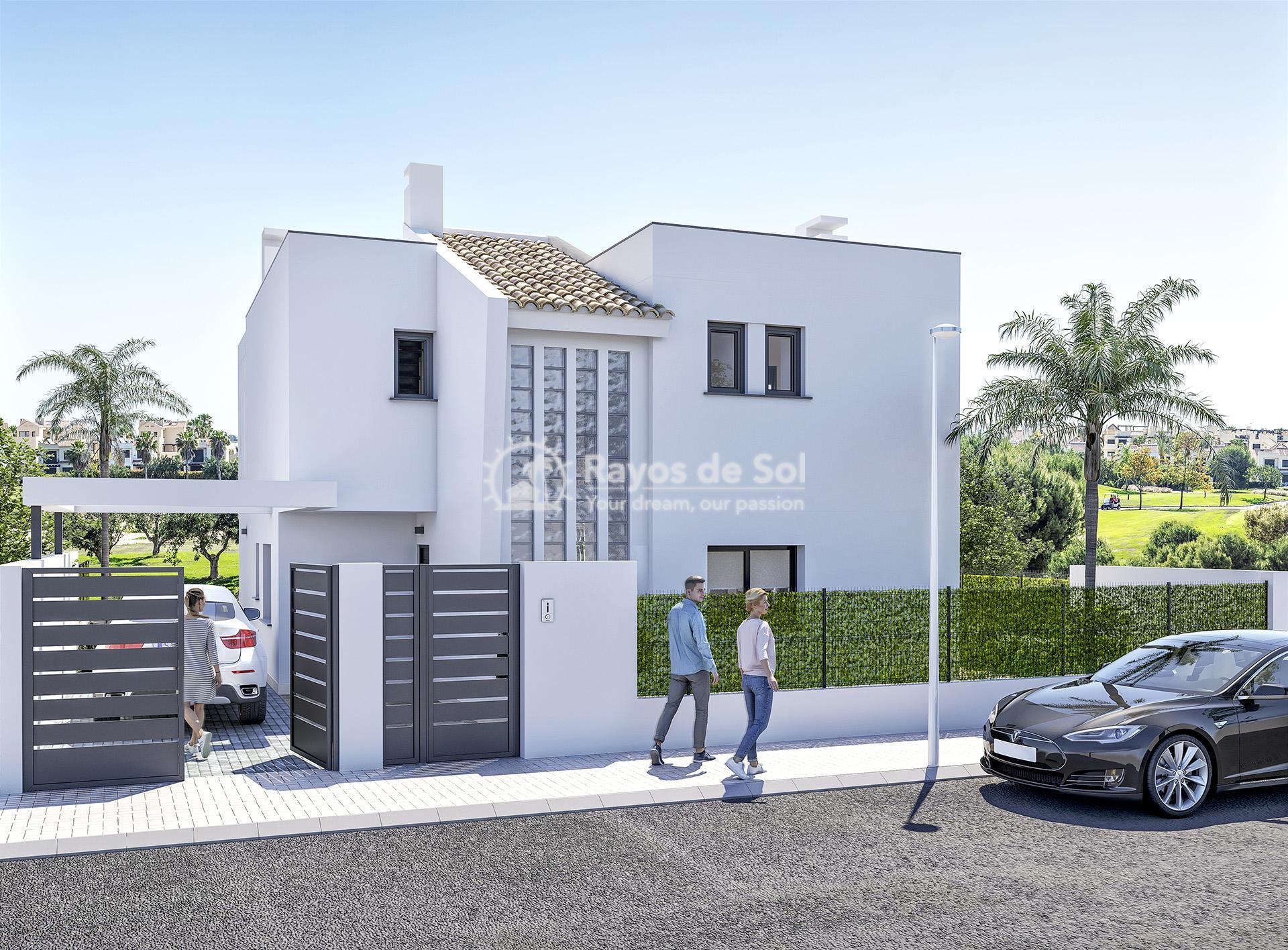 Villa  in Roda, Los Alcazares, Costa Cálida (ROPCVLFV4-3) - 4