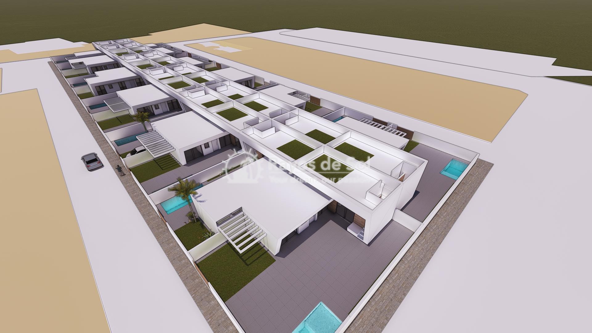 Semi-detached villa  in Roldan, Costa Cálida (ROGUSE3-2V) - 15