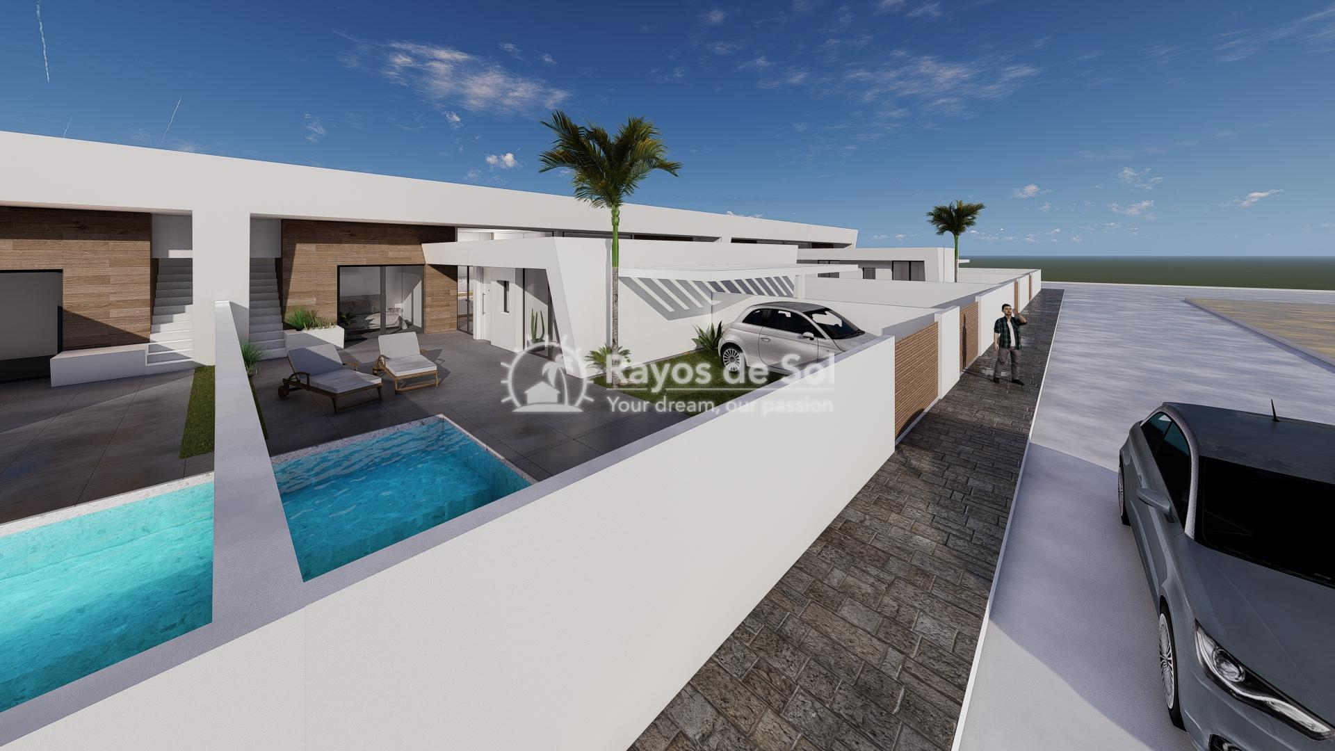 Semi-detached villa  in Roldan, Costa Cálida (ROGUSE2-2V) - 6