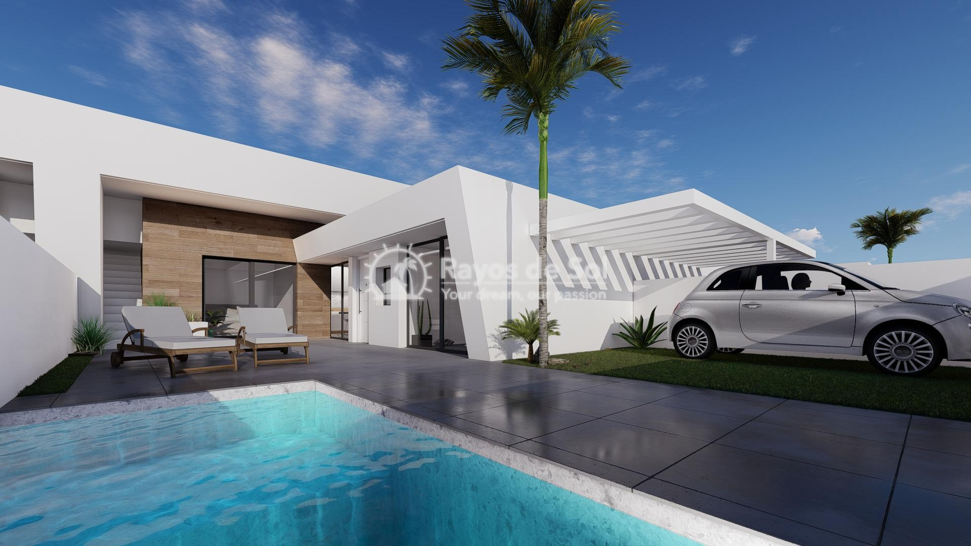 Semi-detached villa  in Roldan, Costa Cálida (ROGUSE2-2V) - 3