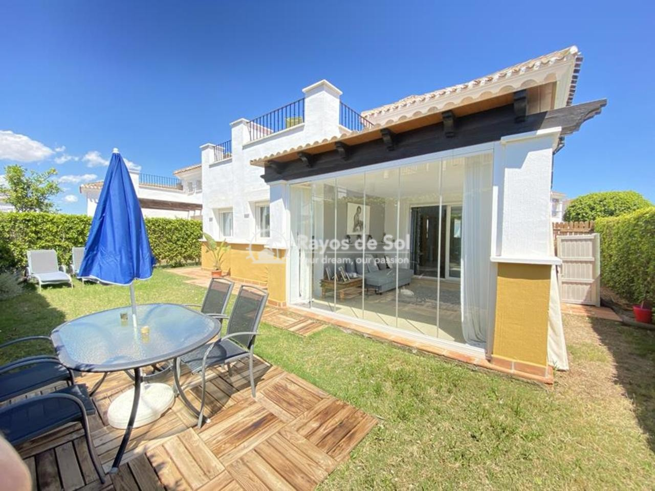 Villa  in La Torre Golf Resort, Costa Cálida (597041) - 1