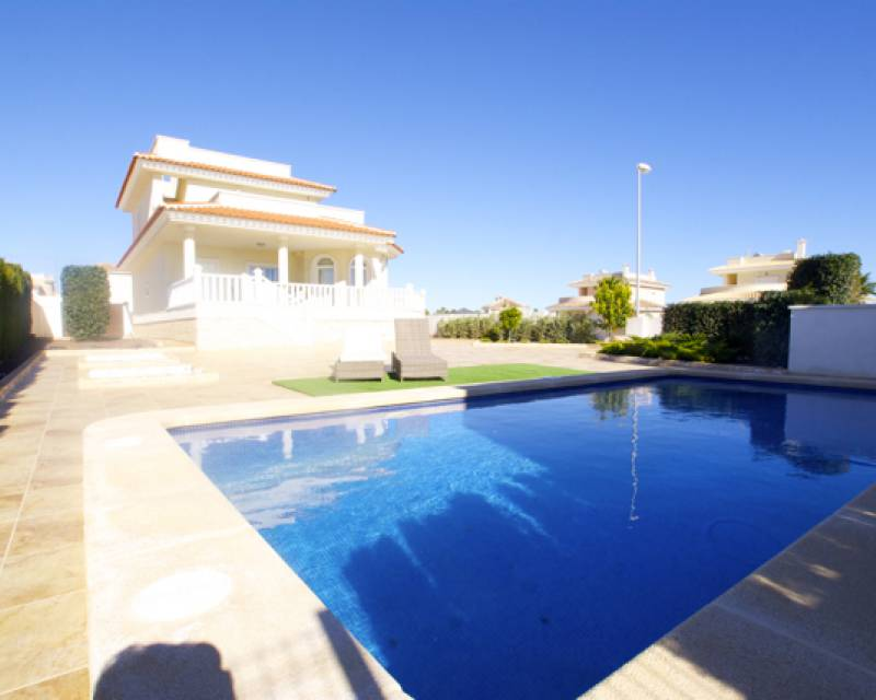 Villa  in Ciudad Quesada, Costa Blanca (slp1164) - 3