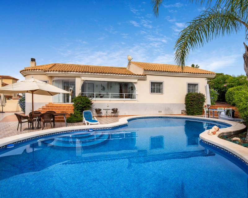 Villa  in La Marina, Costa Blanca (slp1448) - 1